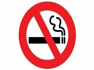 Başkentte sigaraya 5 milyon lira ceza
