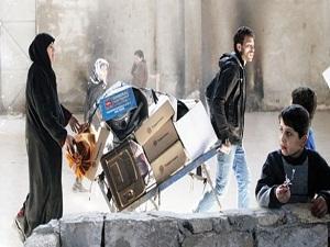 Humus'ta tahliye tuzağı
