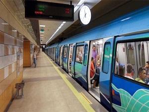 Metro inşaatı için kapanan yollar açılıyor