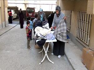 Sinop'dan Suriyeye yardım eli