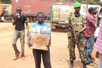 Bangui'de hayat kabusa döndü