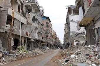 Esed güçlerinin saldırılarında 156 kişi öldü