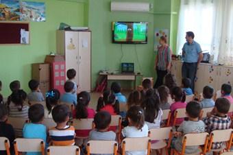 Kozan'da geri dönüşüm çalışmaları sürüyor