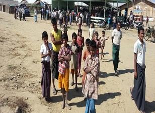 TİKA'dan Myanmar'a gıda yardımı