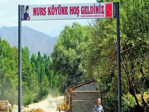 Nurs'ta Said Nursi'nin misafirleri için otel yapılacak