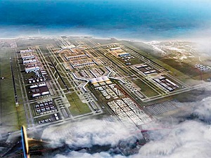 3. havalimanı inşaatı durduruldu