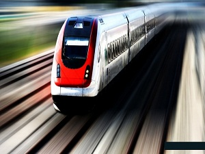 Hızlı tren için özel boya üretildi
