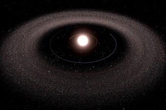 Evrenin en eski galaksilerinden biri bulundu