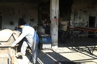Mesleği olan Suriyeliler daha rahat iş buluyor
