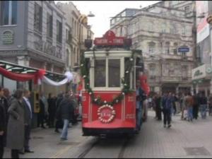 İstanbul tramvayları 100 yaşında
