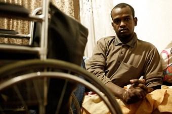 Suriye'deki Somaliler Türkiye'ye sığınıyor