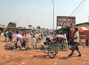 Müslümanlar Fransızların tepkisizliğine öfkeli