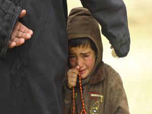 Suriye'de çocukların çektiği acı 'tarifsiz'