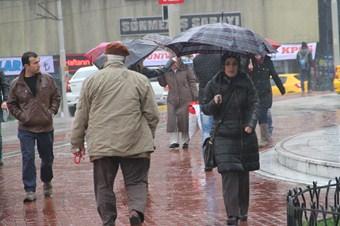 8 ile sağanak yağış uyarısı!
