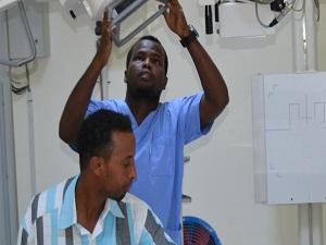 Kimse Yok Mu'nun Somali'deki hastanesi şifa dağıtıyor