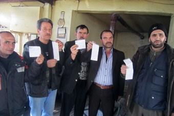 Elektrik faturaları yüksek gelen vatandaşlar Vali'den yardım istedi