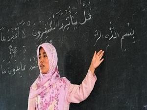 Arapça öğretmenleri Türkiye'ye'