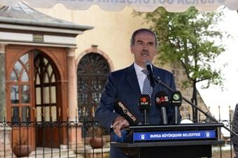 Osmanlı'nın en eski yönetim merkezine 2.5 milyon TL'lik makyaj