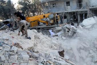 Suriye'de 2011'den bu yana 140 bin kişi öldü