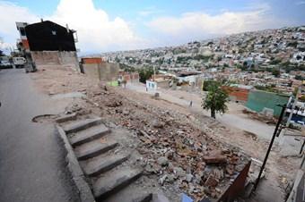 Yeşildere'de 151 binanın yıkımı tamamlandı, alan yeşillendirilecek