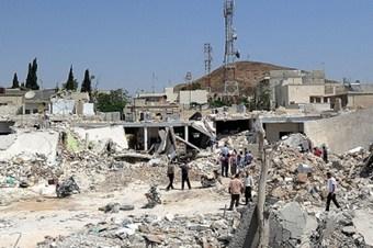 Cenevre Konferansı Esed'in saldırılarını durduramadı