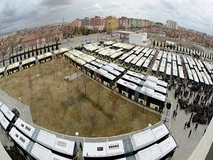 Konya'ya 100 yeni doğalgazlı otobüs
