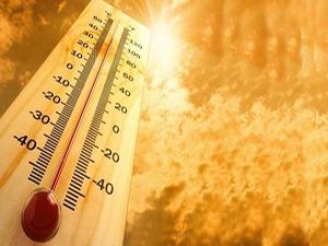 Çin'de sıcak hava alarmı
