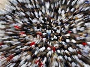 Mısır'ın yeni nüfusu belli oldu