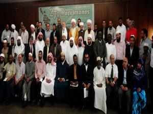 Müslümanlar, ortak paydada buluşmalı