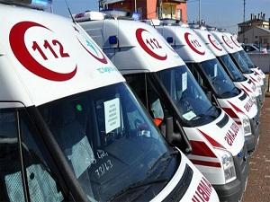 Türkiye'den Lübnan'a ambulans bağışı
