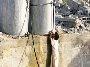 İsrail Filistin'e suyu bile damla ile veriyor