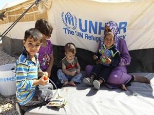 Suriyeliler Lübnan'a sığınıyor