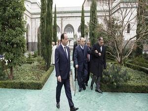 Hollande'dan Müslüman açılımı