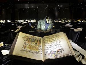 'Mukaddes Miras' Gaziantep'te sergileniyor