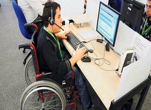 32 bin istihdam edilmiş engellimiz var
