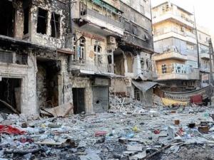 Rejim iki haftada 508 varil bombası attı; 843 kişi öldü