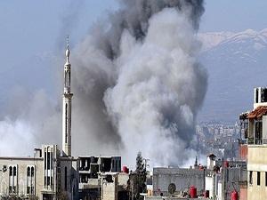 Esed rejimi bu bombayı ilk kez kullandı