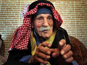 125 yaşındaki Filistinlinin Osmanlı özlemi