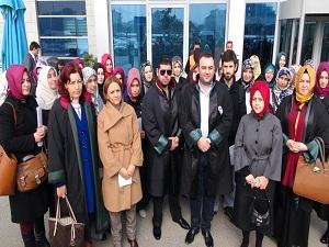 28 Şubat mağduru kadınlardan suç duyurusu