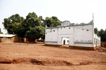 Orta Afrika Cumhuriyeti'nde cami yağmalandı