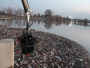 1,6 milyon ton atık toplandı