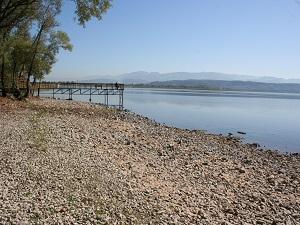Sapanca Gölü kurumaya yüz tutunca DSİ harekete geçti