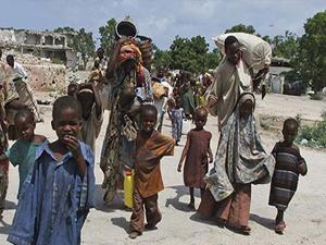 Somali'den yine imdat çığlığı