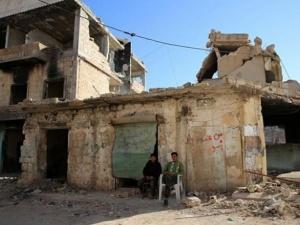 Suriye'nin şehirleri hayalet kente dönüştü