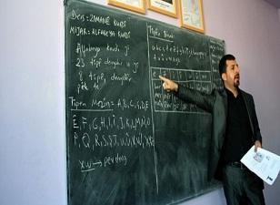 Özel okullar Kürtçe eğitim için harekete geçti