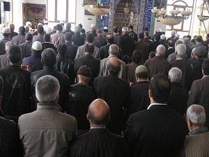 Taraklı'da yağmur duası yapıldı