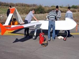 OMÜ, insansız uçak üretti!