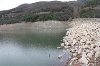 Yağış olmazsa durum ciddi, 133 günlük su kaldı
