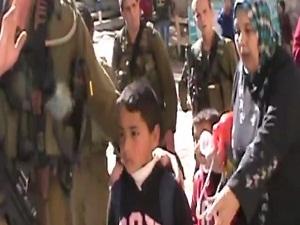 Filistinli çocuklar tutuklandı