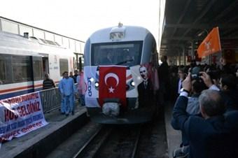 Anadolu setleri Sivas-Divriği hattında